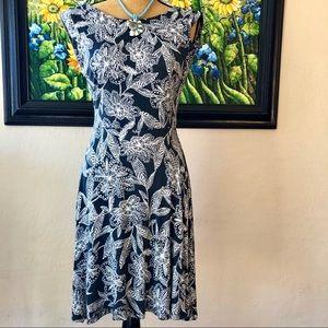 Loft Ann Taylor Floral Dress